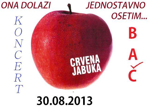Ime: Koncert_crvene_jabuke.jpg Pregleda: 36 Veličina: 47.8 KB