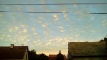 Mamati oblaci u Kuli, ulica Sonja Marinković by Alen13ASC