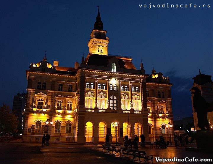 Novi Sad - Gradska kuca