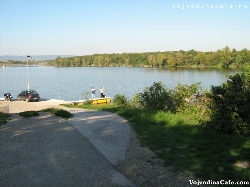 Ruma - Borkovacko jezero